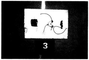 Zum Jahreswechsel 1996/1997 verschickte das Trio Briefbombenattrappen an eine Zeitung und die Stadtverwaltung. Diese Attrappe ging in der Redaktion der Thüringer Landeszeitung ein, begleitet von einem Brief, in dem mit weiteren Taten gedroht wurde.